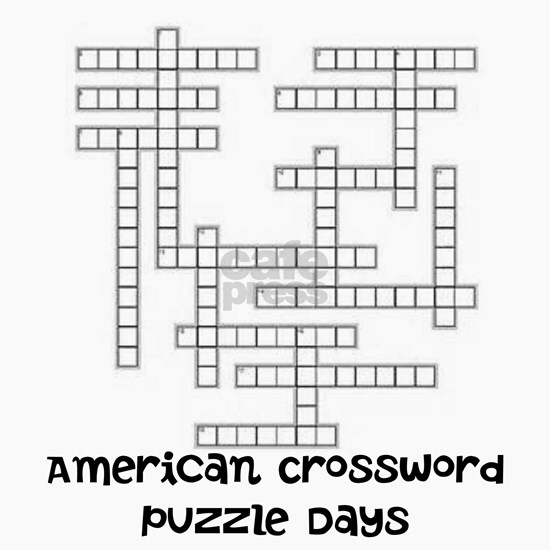 American Crossword Puzzle Days