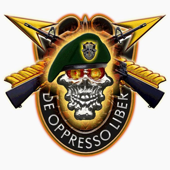 US Army Special Forces Master