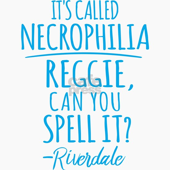 Riverdale Can You Spell It
