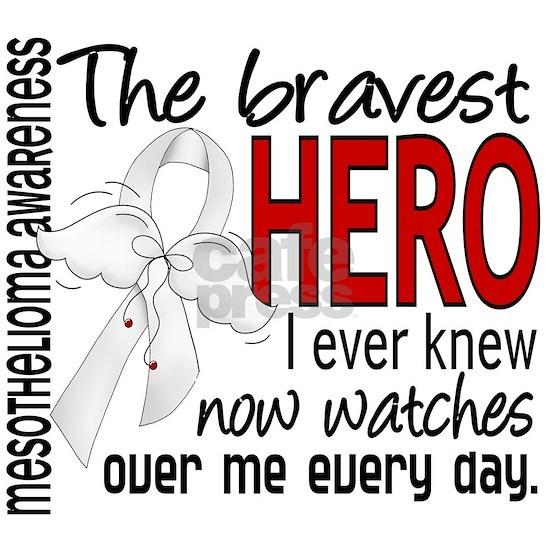 D Mesothelioma Bravest Hero I Ever Knew