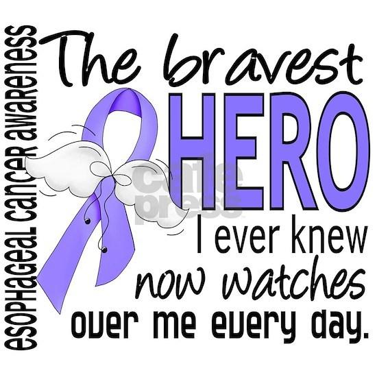 D Esophageal Cancer Bravest Hero I Ever Knew