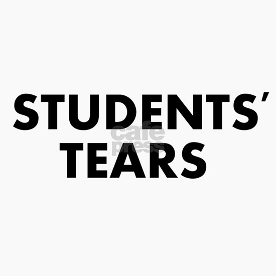Students Tears
