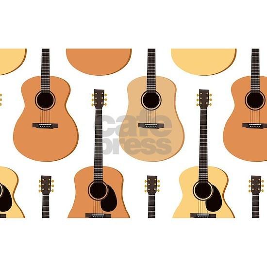 Acoustic Guitars Pattern