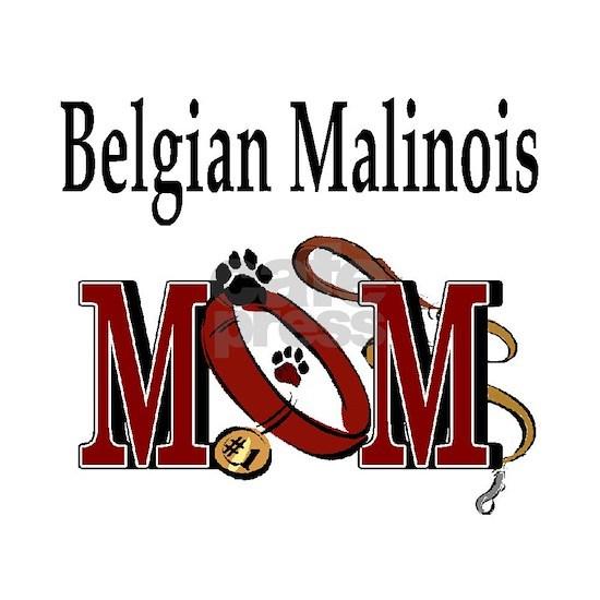 Belgian Malinois Mom