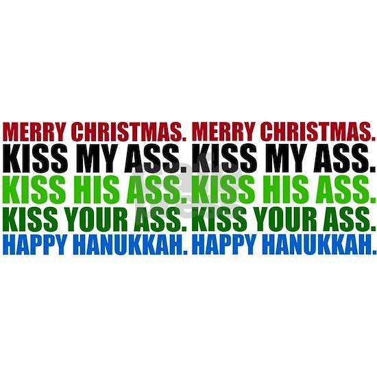 Merry Christmas Ass