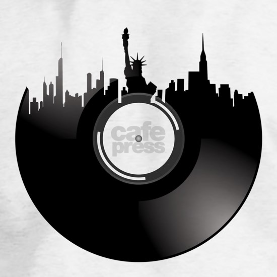New York City Vinyl Record