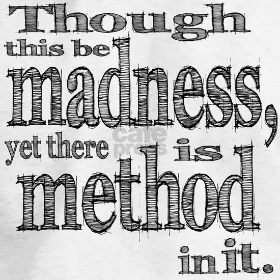 Method in Madness Shakespeare