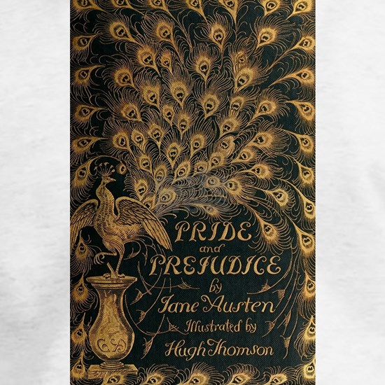 Pride and Prejudice Bookcover