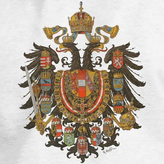 Austria-Hungary coat of arms