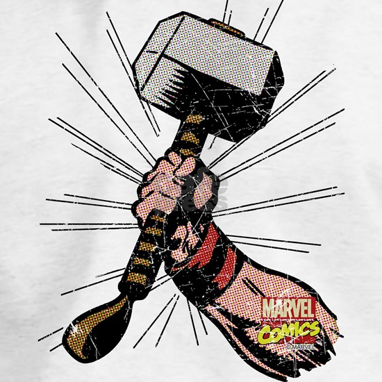 Marvel Comics Thor Hammer