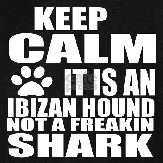 Keep Calm It Is Ibizan Hound Dog Designs