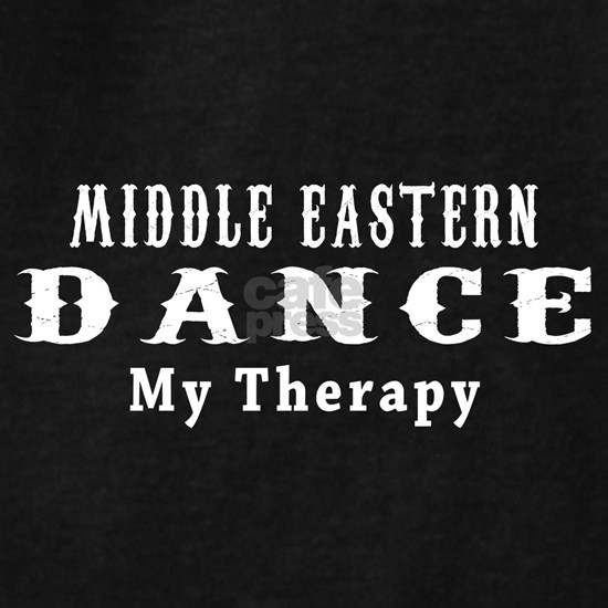 Middle Eastern Dance My Therapy
