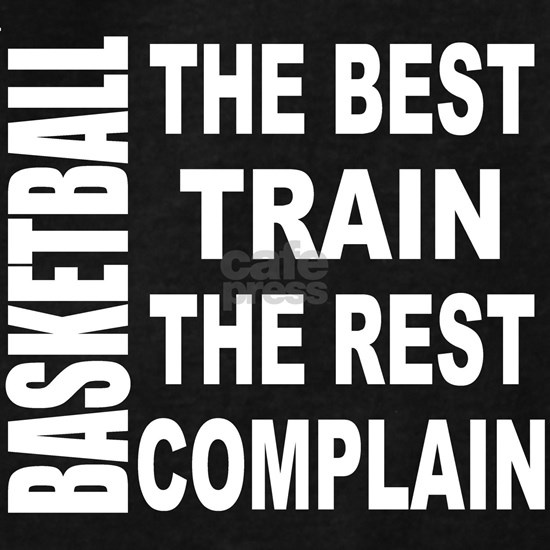 BASKETBALL THE BEST TRAIN