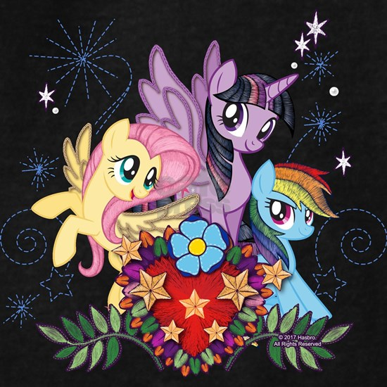 MLP Heart And Sparkles