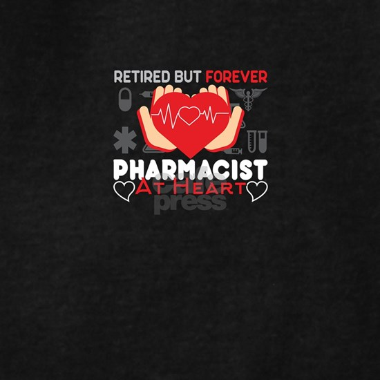 Retired But Forever Pharmacist At Heart