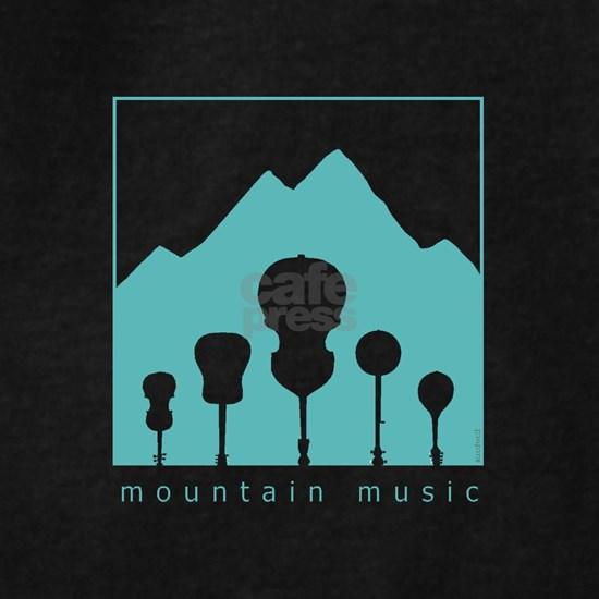 mountain music transparent