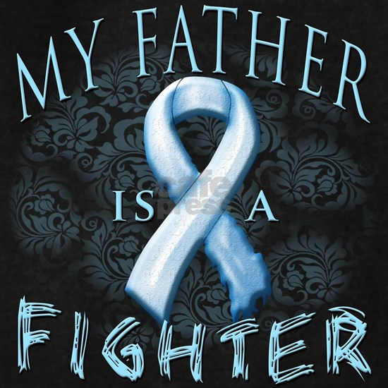 My Father is a Fighter Light Blue