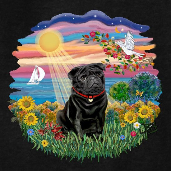 Autumn Sun - Black Pug 17