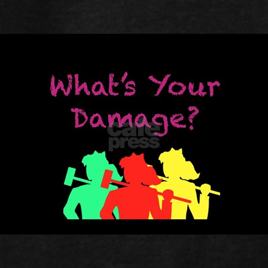 What's Your Damage