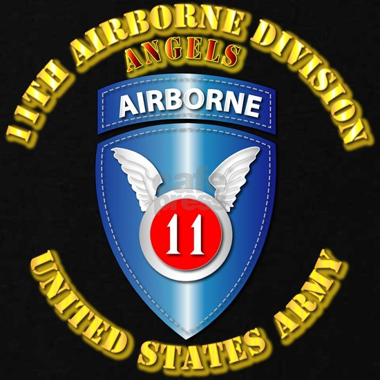 T-Shirt - Army - 11th Airborne Division