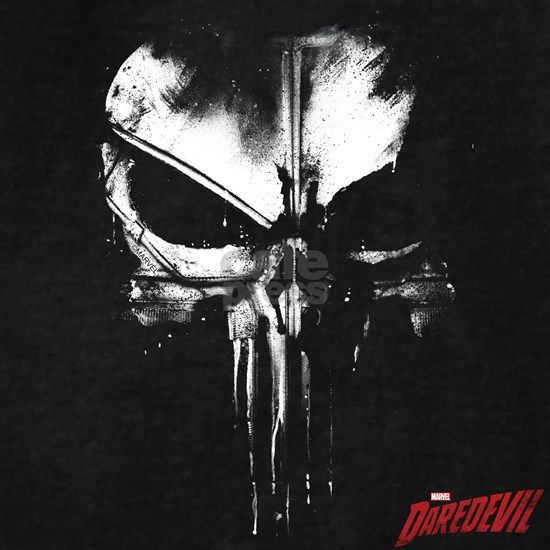 Netflix Punisher Skull