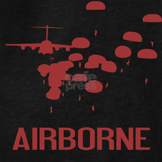 U.S. Army: Airborne Jump (Airborne Red)