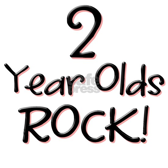 2 Year Olds Rock (G) -