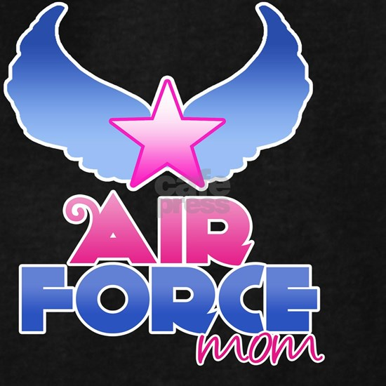 Pink Airforce Mom