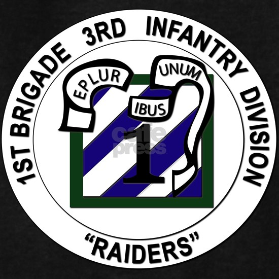 DUI - 3rd Infantry Division - 1st BCT