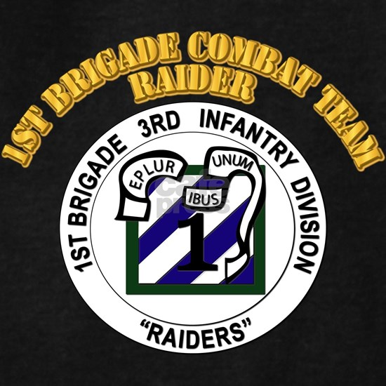 DUI - 3rd Infantry Division - 1st BCT with Text