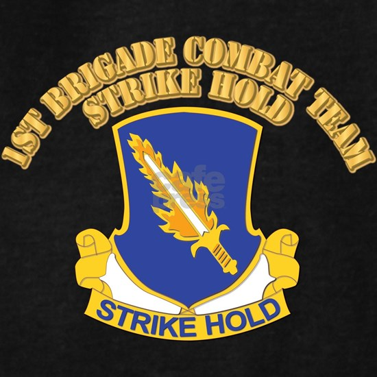 DUI - 1st Brigade Combat Team With Text
