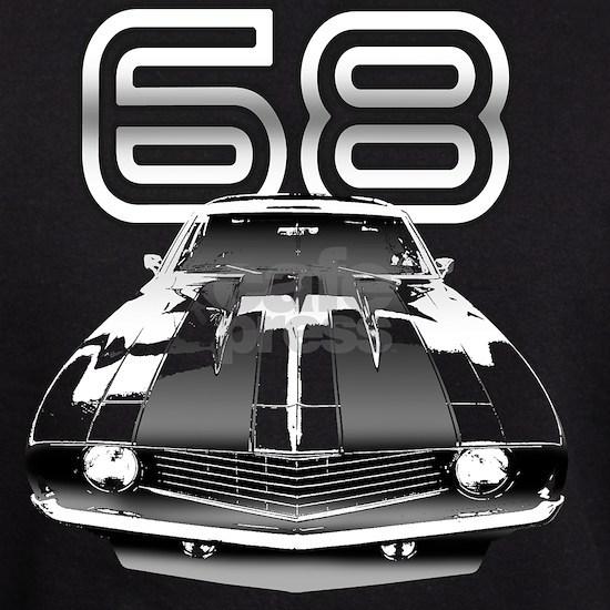 Camaro Black 1968