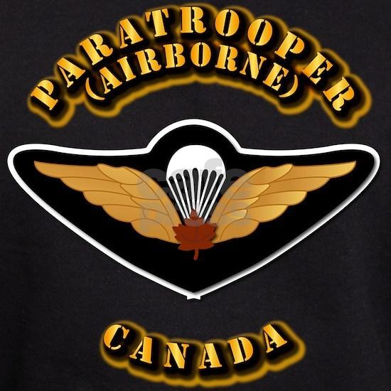 T-Shirt - Canada - Basic Airborne