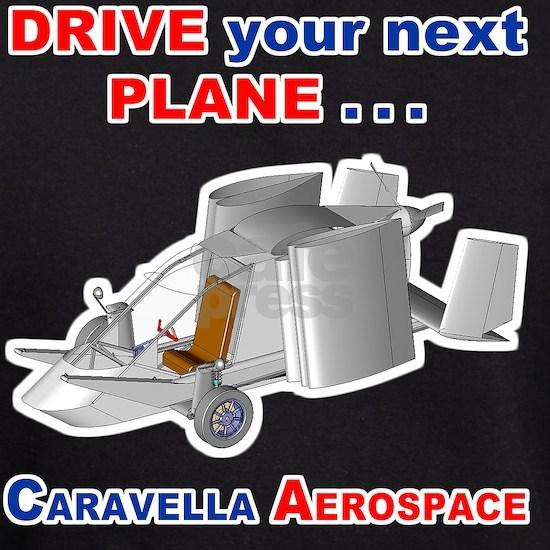 Driving Roadable Aircraft