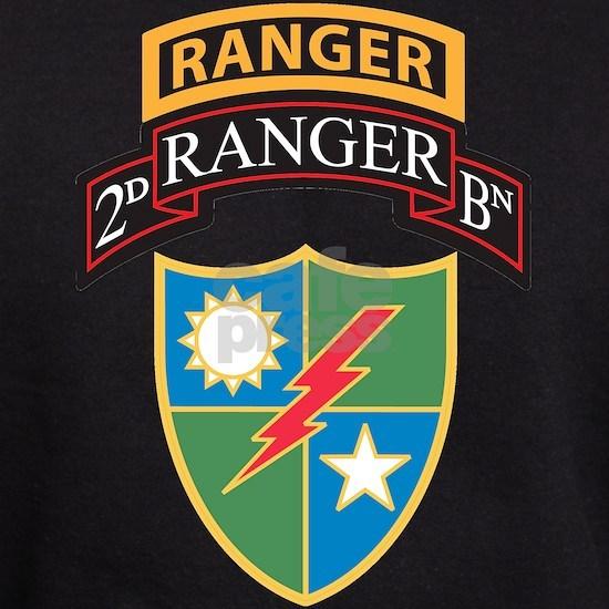2D Ranger BN with Ranger Tab over Ranger Cr