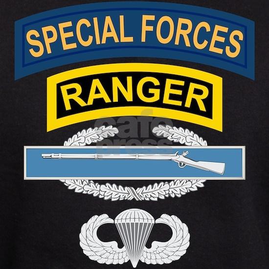 SF Ranger CIB Airborne
