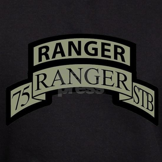 75th Ranger STB Scroll ACU with ACU Ranger