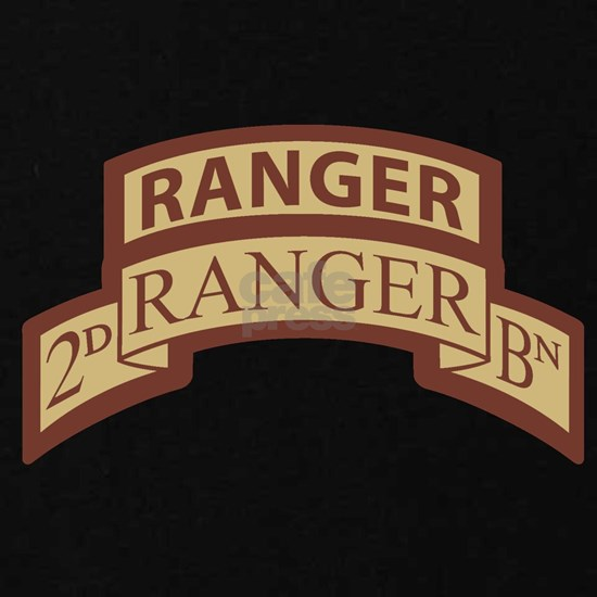 2D Ranger BN Scroll Desert with Desert Rang