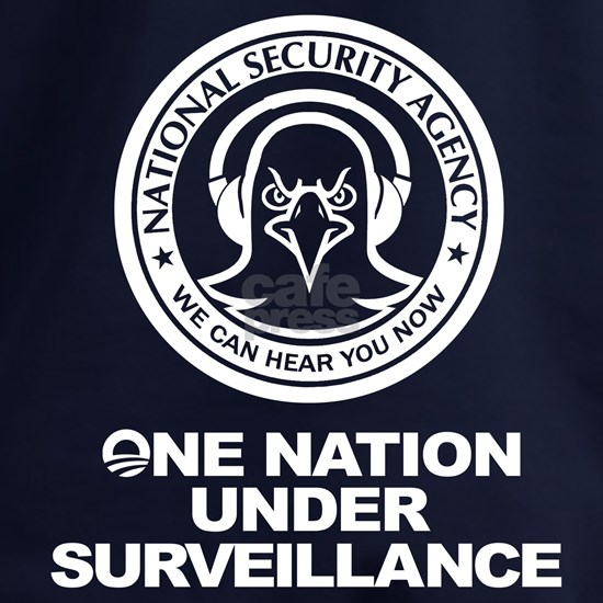 Funny! NSA - One Nation Under Surveillance