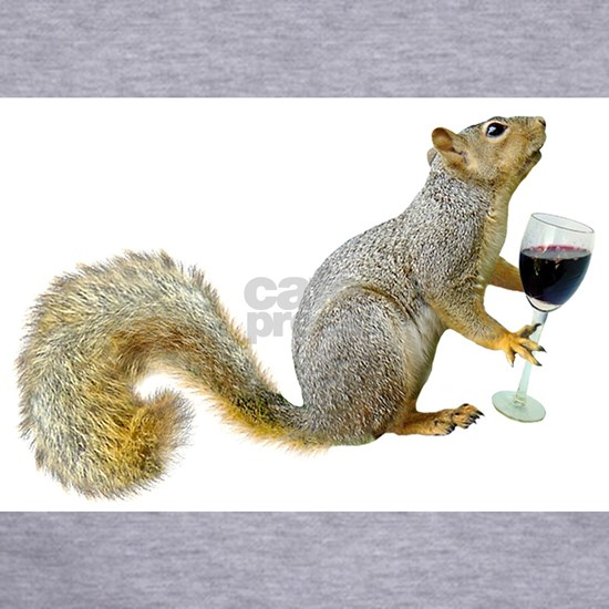 Squirrel with Wine