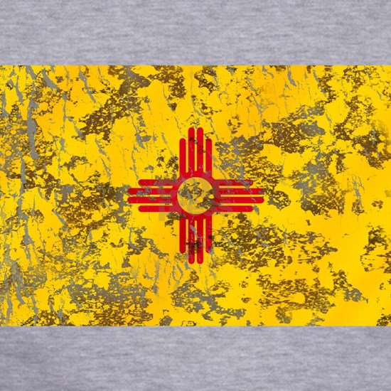 Retro New Mexico Flag