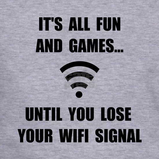 Lose Your WiFi