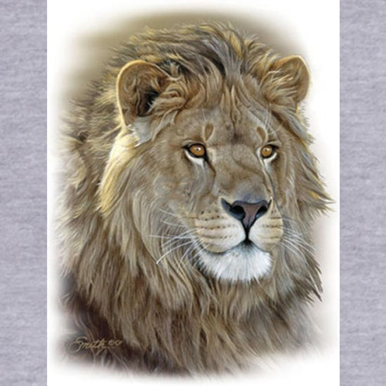 lion-portrait-t-shirt