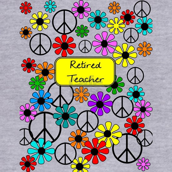 retired teacher iphone case yellow