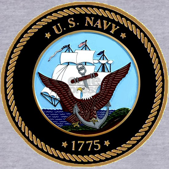 USN Logo BACK