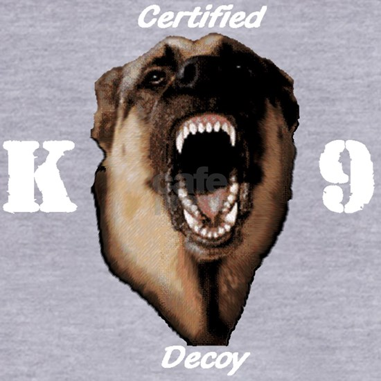CK9D with dog (dark) FRONT AND BACK 10x10_apparel