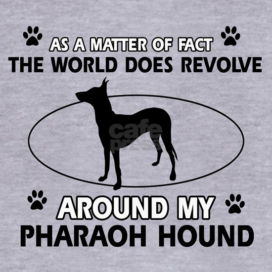 My Pharaoh Hound Designs