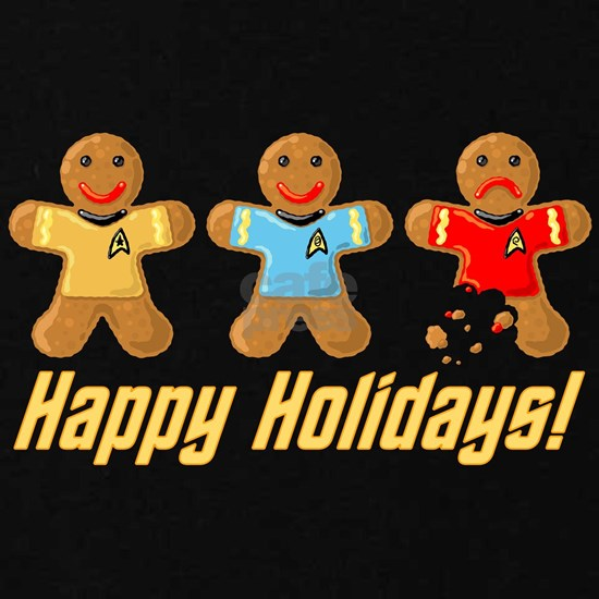Star Trek Gingerbread Men