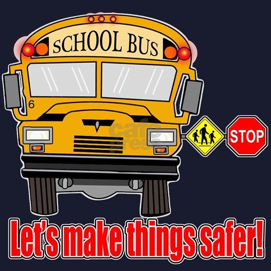 Safer school bus