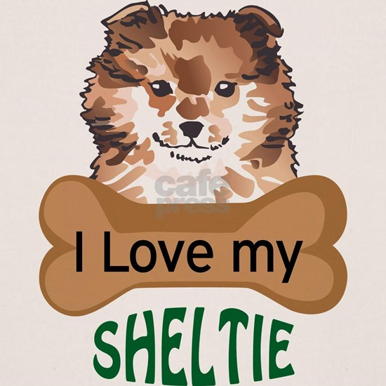 Love my Sheltie